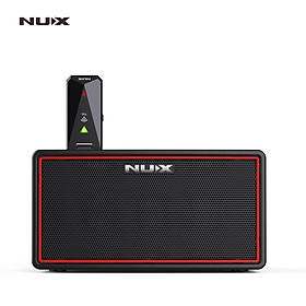 NUX Mighty Air Mini Wireless Stereo Modelling Electric Guitar Bass Amplifier 10W Amp Rechargeable Built-in Drum Machine