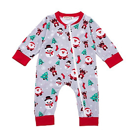 Baby Boys Girls Family Matching Outfits Baby Clothes Sets Autumn New Baby Rompers Christmas Santa Outfits