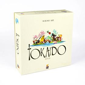 Trò Chơi Board Game TOKAIDO - Du Hí Nhật Bản  Hộp Cứng Chất Lượng Cao Song Ngữ Anh - Nhật