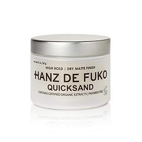 Sáp vuốt tóc tạo kiểu tự nhiên Hanz de Fuko Quicksand 56g