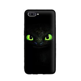 Ốp lưng mẫu đẹp cho điện thoại Realme C1 - Viền dẻo - 02093 7803 TOOTHLESS01 - Hàng Chính Hãng