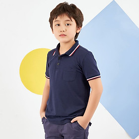 Áo thun phông polo cho bé trai, bé gái style Hàn Quốc 2-12 tuổi EcoNice