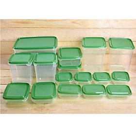 17 Hộp nhựa đựng thực phẩm