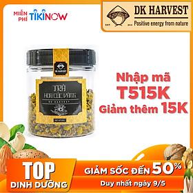 Trà Hoa Cúc Vàng Sấy Khô Nguyên Bông DK Harvest - Ngủ ngon sâu giấc, sáng mắt, thanh nhiệt
