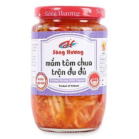Mắm Tôm Chua Trộn Đu Đủ Sông Hương Foods (220g)