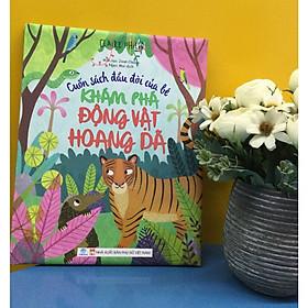 Cuốn sách đầu đời của bé - Khám phá động vật hoang dã