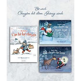 Bộ sách Chuyện kể đêm giáng sinh (3 cuốn)