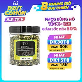 Trà Tâm Sen DK Harvest 200g - an thần, giảm mất ngủ - Đặc sản Đồng Tháp Mười