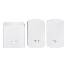 Bộ Phát Wifi Dạng Lưới Mesh Tenda Nova MW5 AC1200 (3 Cái) - Hàng Chính Hãng