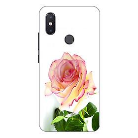 Ốp lưng điện thoại Xiaomi Mi 8 SE hình Hoa Hồng - Hàng chính hãng