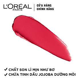 Bộ 3 Son L'Oreal Paris Color Riche Matte - Đỏ Quyến Rũ-3