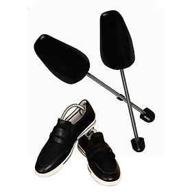 Hình đại diện sản phẩm Dụng cụ giữ dáng giày và chống móp méo mũi giày mọi da, giày boot da, giày tây công sở, giày thể thao - size giày nam PK44