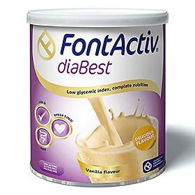 Sữa tiểu đường - FontActiv diaBest-800g (Thực phẩm chức năng dành cho người ăn kiêng, tiểu đường)