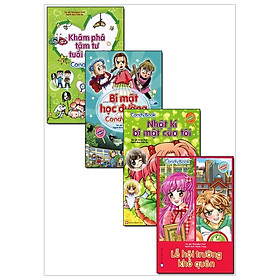 Combo Candy Book (Bộ 4 Cuốn)