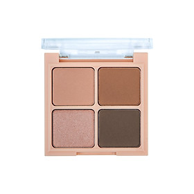 Phấn mắt Eye Pallete Dairy Brown