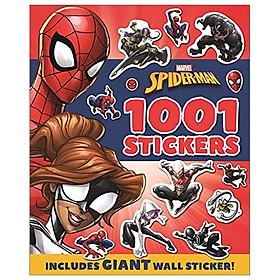 Marvel Spider-Man: 1001 Stickers (1001 Stickers Marvel)