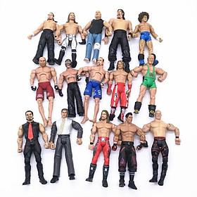 Mô Hình Đô Vật WWE (16-18cm)