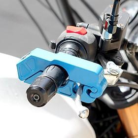 Khóa  phanh xe đạp  xe máy chống trộm