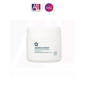 Dưỡng thể phục hồi cho da nứt nẻ, da khô, da nhạy cảm, hư tổn Superdrug Aqueous Cream 500ml