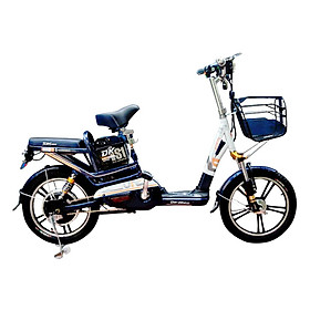 Xe Đạp Điện DK Bike 18A - Trắng