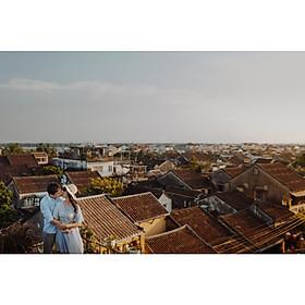 Chụp ảnh cưới tại Hồng Linh Studio-Voucher gói chụp ảnh cưới tại Hà Nội (BLACK OPAL)