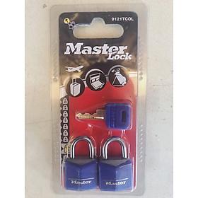 Khóa Vali du lịch Master Lock 9121TCOL nhiều màu