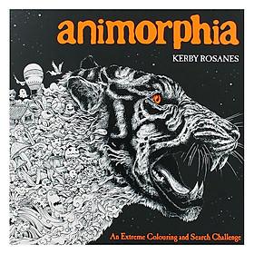 Hình đại diện sản phẩm Animorphia An Extreme Coloring and Search Chall