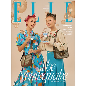 Tạp chí ELLE - Tháng 5/2021