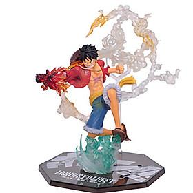 Mô Hình Nhân Vật Monkey d.luffy trong One Piece 20 Cm