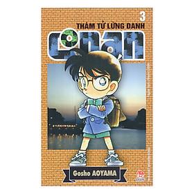 Thám Tử Lừng Danh Conan - Tập 3 (Tái Bản)