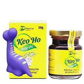 Keo Ho Diệp Chi đánh bay Ho đờm, không lo sổ mũi dùng cho cả người lớn và trẻ em tặng khủng long chut chit cho bé