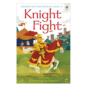 Usborne Very First Reading: 14. Knight Fight