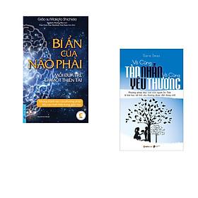 Combo 2 cuốn sách: Bí Ẩn Của Não Phải + Vô Cùng Tàn Nhẫn Vô Cùng Yêu Thương Tập 1