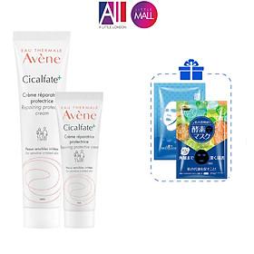 Kem phục hồi làm lành da Avene Cicalfate Cream 15ml/40ml TẶNG mặt nạ Sexylook