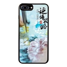 Ốp Lưng Kính Cường Lực Dành Cho Điện Thoại iPhone 7 Plus / 8 Plus Diên Hy Công Lược Mẫu 4