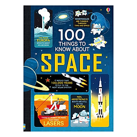 Usborne 100 Things to know about Space