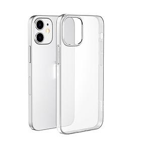 Ốp Lưng Hoco Light Creative Trong Suốt TPU Cho iPhone 12 mini / iPhone 12 / iPhone 12 Pro / iPhone 12 Promax_ Hàng NHập Khẩu