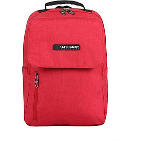 Balo SimpleCarry Issac2 (37 x 27 cm) - Red