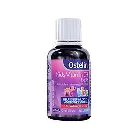 Australia Ostelin Vitamin D Liquid Kids 20ml