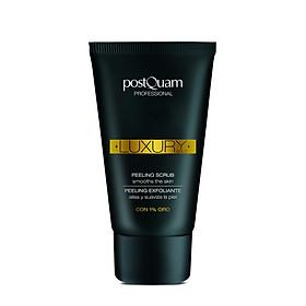 postQuam - Tẩy tế bào chết Luxury Gold giúp giảm nếp nhăn, chảy xệ & sáng da - 75ml
