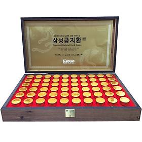 An Cung Ngưu Hoàng Hoàn Bổ Não Hộp Gỗ 60 Viên (Hàn Quốc)