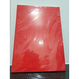 Decal PC màu Đỏ