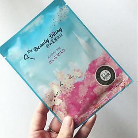 Miếng lẻ mặt nạ My Beauty Diary Hoa Đào Japanese Sakura