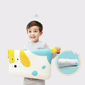 Dr. Sleep (AiSleep) Children's Pillow 2-6-8 Years Old Pillow Dream Elf Memory Cotton Pillow Shaped Pillow Cartoon Pillow Dog Baby