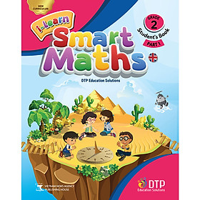 i-Learn Smart Maths Grade 2 Student's Book Part 1