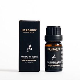 Tinh dầu oải hương nguyên chất herbario 10ml (Lavender Essential Oil))