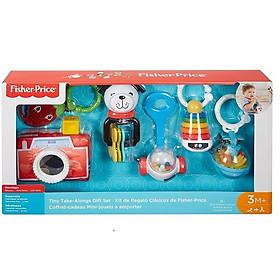 Bộ đồ chơi lục lạc cho bé nhỏ Fisher Price FBH63
