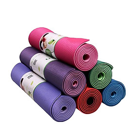 Thảm Yoga PTE 8mm 2 Lớp