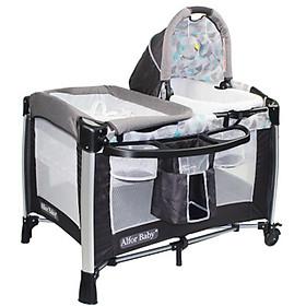 Giường cũi, nôi 4 in1 đa năng cho trẻ sơ sinh Alfor Baby
