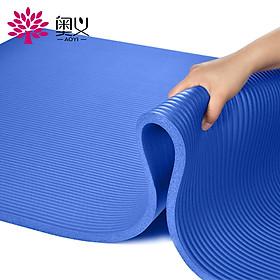 Thảm Tập Yoga Ortho Đa Chức Năng (185 x 80cm 10mm)-2
